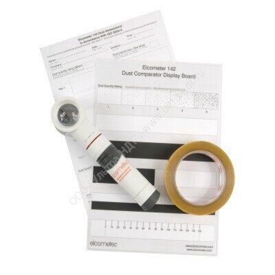 elcometer 142 dust tape test kit